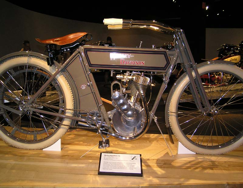 File:1911 Harley-Davidson Model 7D (1) - The Art of the Motorcycle