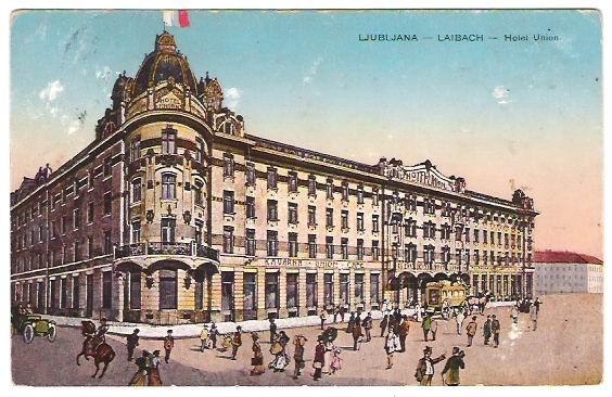 City Hotel Ljubljana Parken