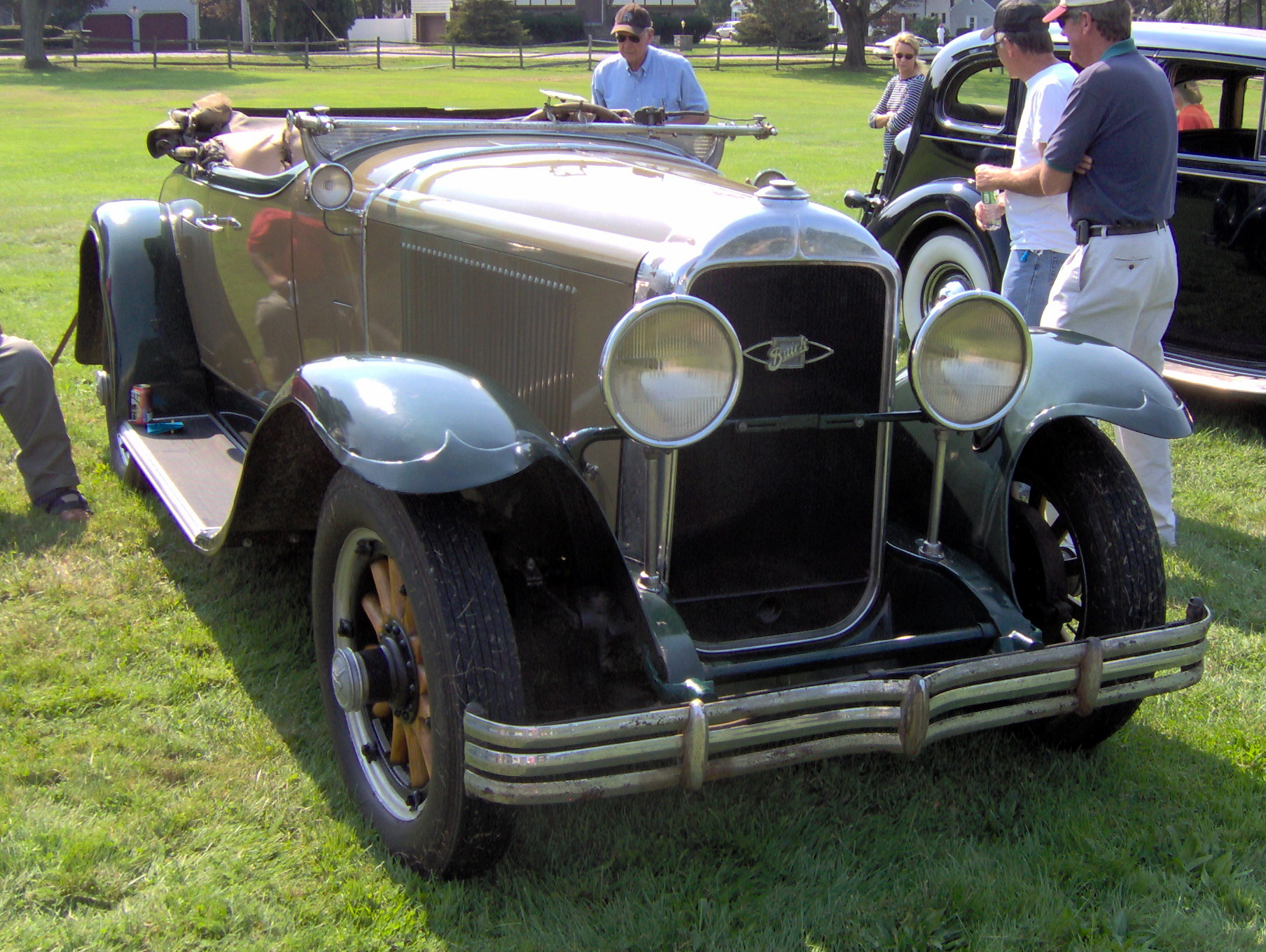 File:1929 Buick roadster.JPG - Wikimedia Commons