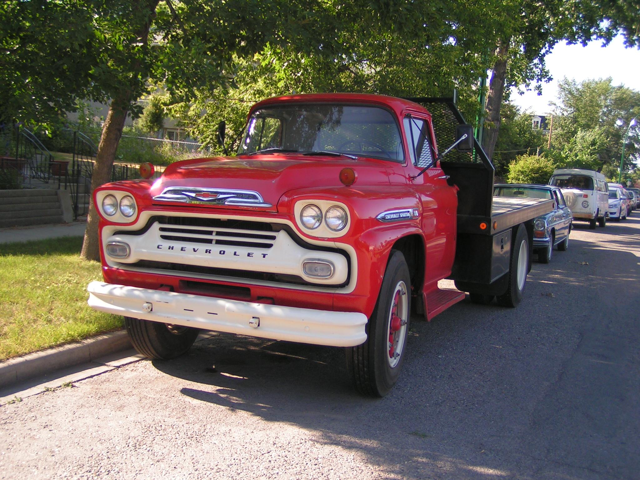 File:1959 Chevrolet Spartan Truck (854998345) jpg