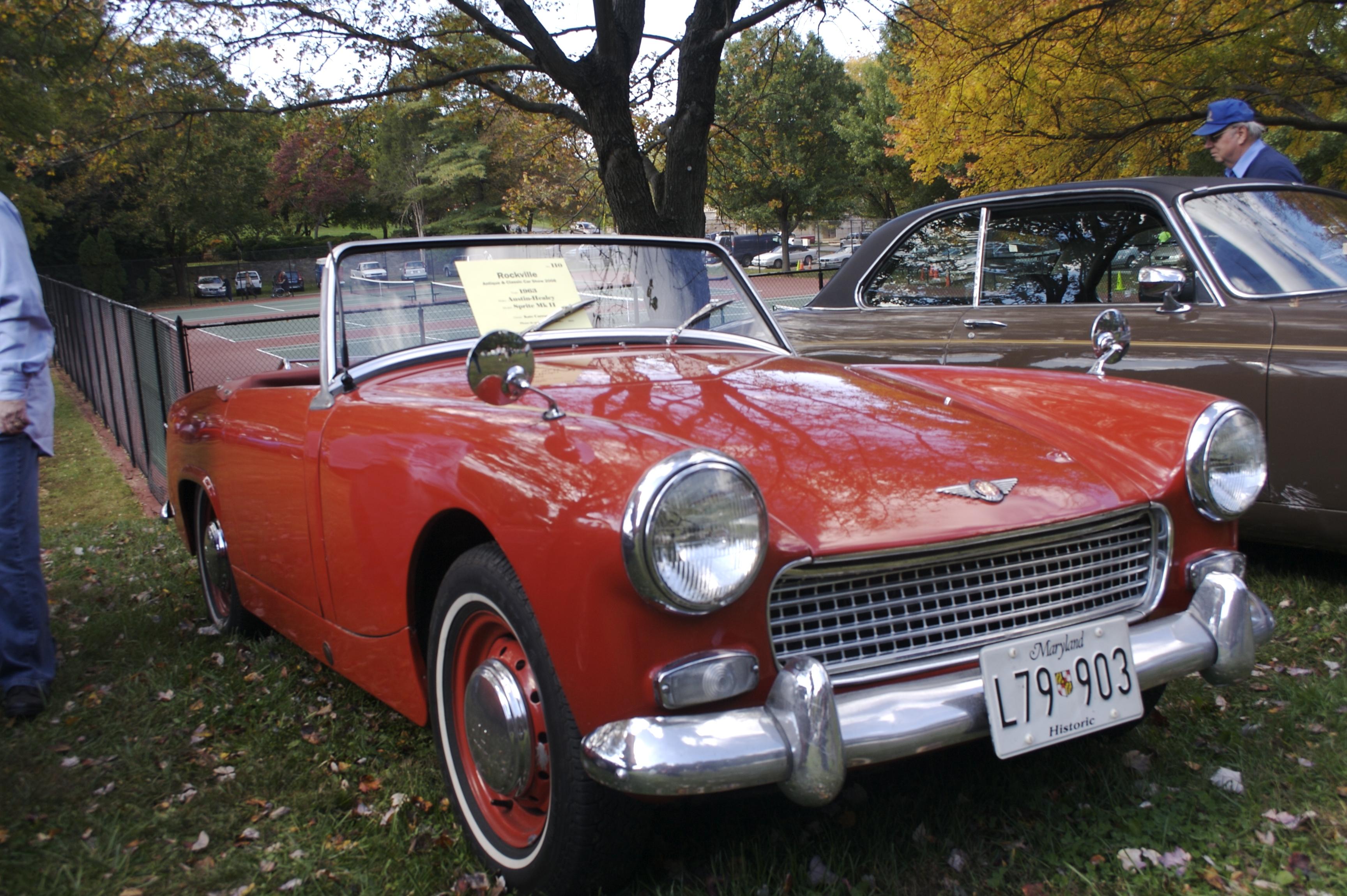 Mg Midget Custom >> Austin Healey - Classic Cars