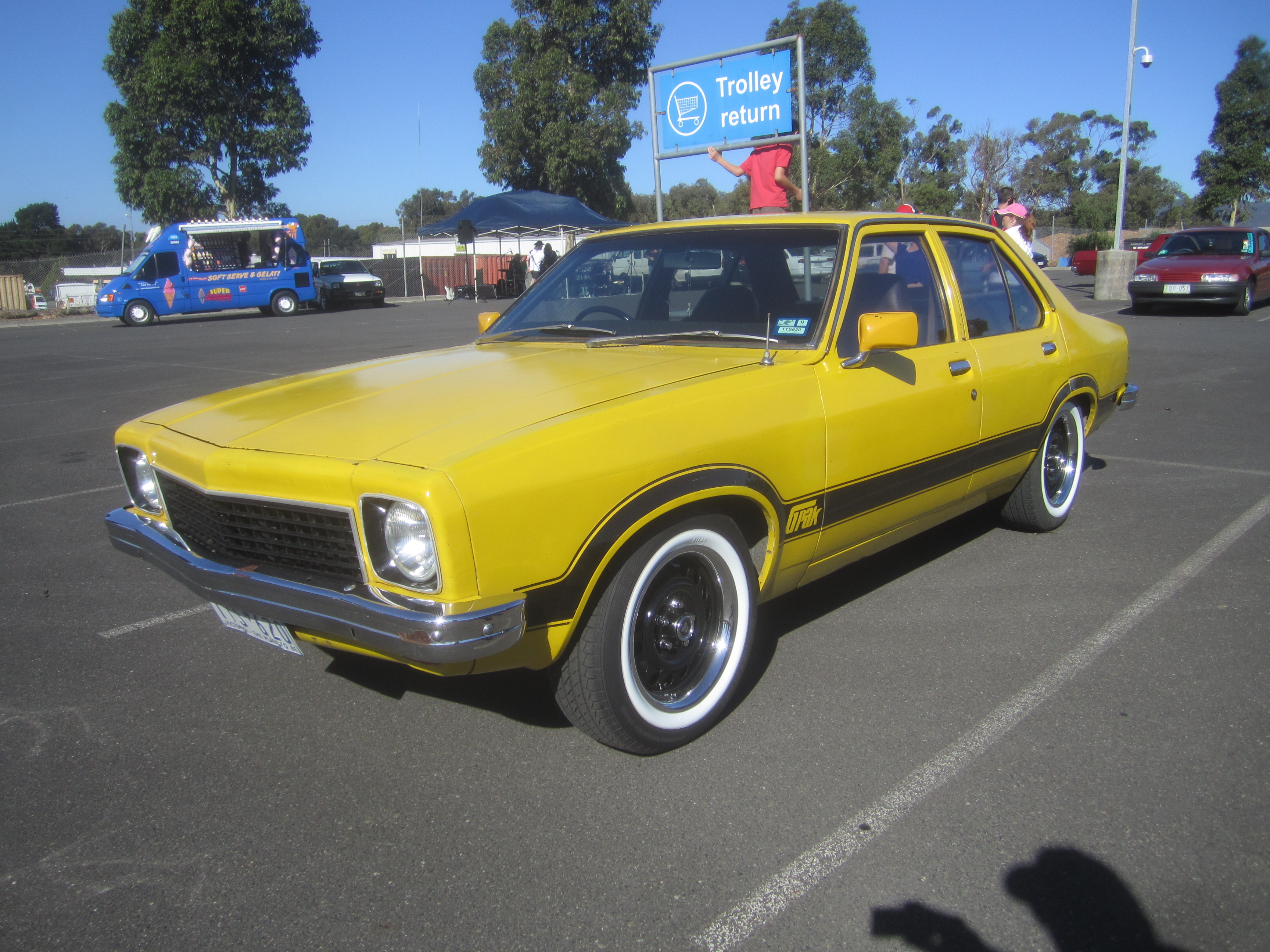 Car Search Engine >> File:1975 Holden Torana LH G-Pak.jpg - Wikimedia Commons