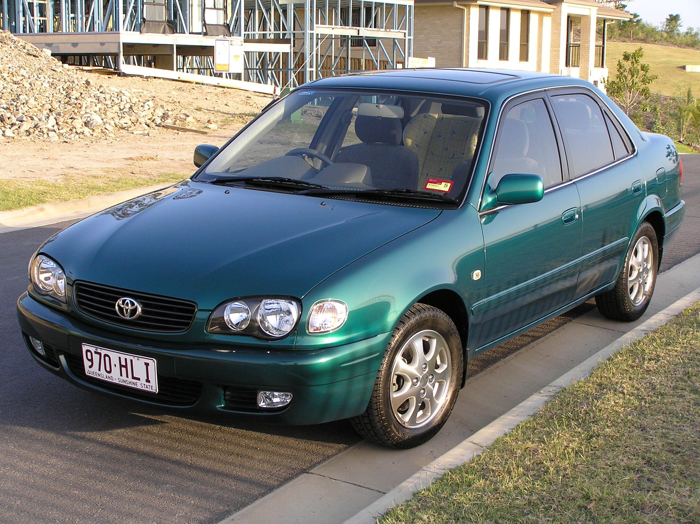 Kelebihan Kekurangan Corolla 1999 Review