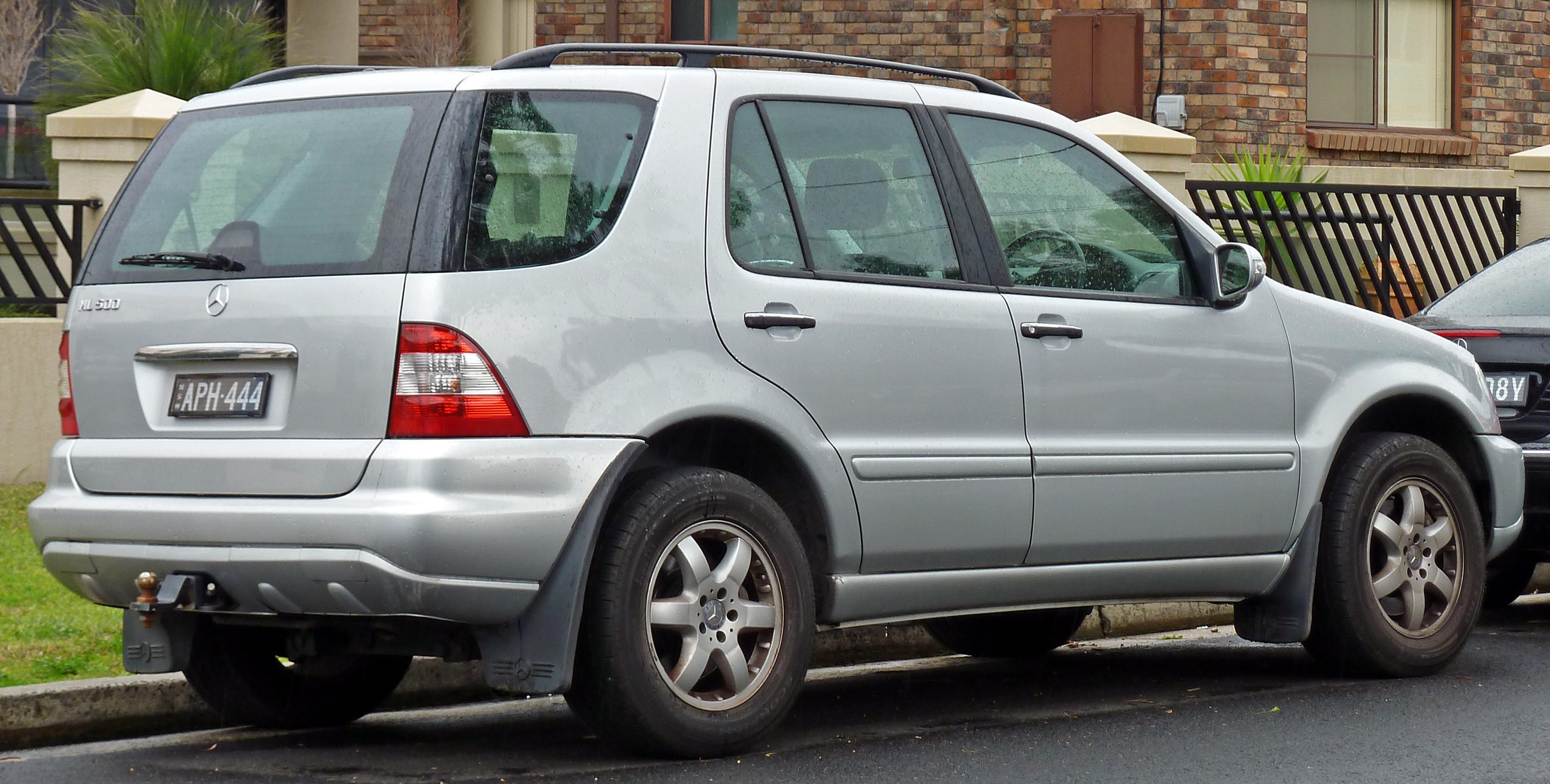 ml 500 2001