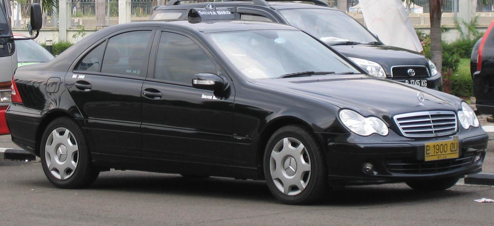 Mercedes Benz Indonesia Wanaherang