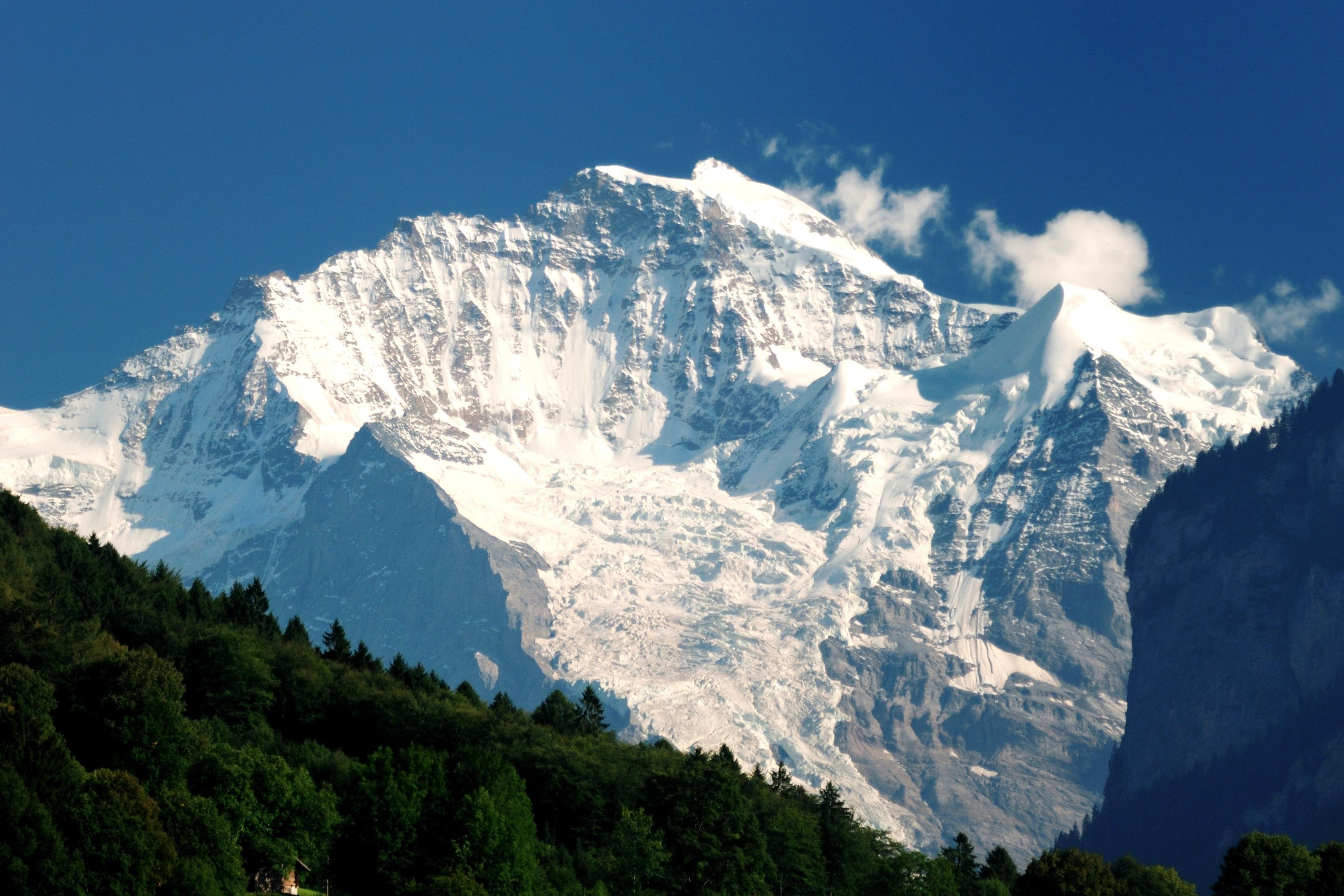 Jungfrau - definition - What is