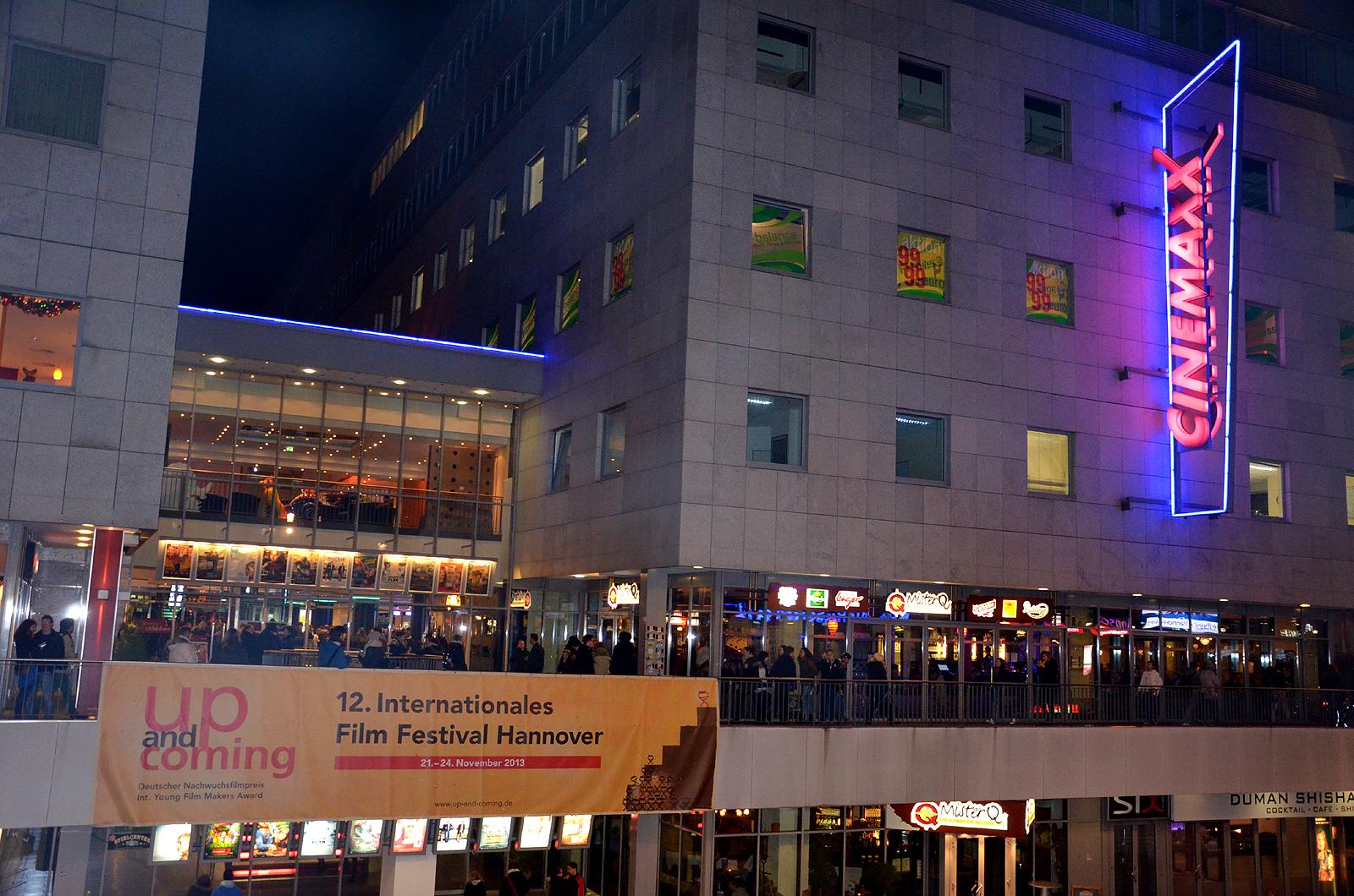 Cinemaxx Hannover Programm