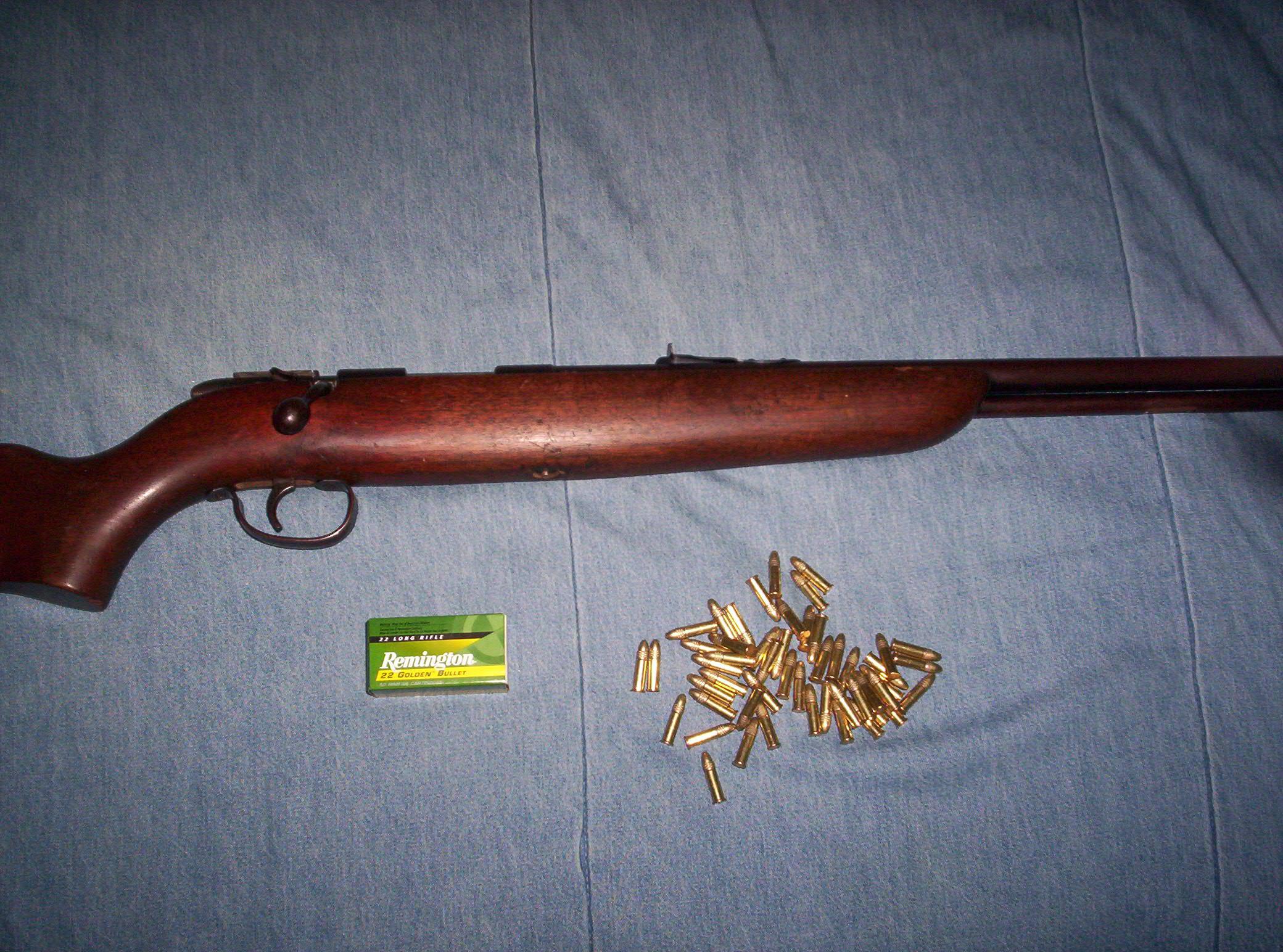 Remington Model 512 Sportsmaster - Wikipedia on