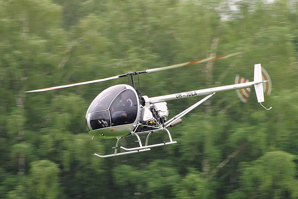 Aerokopter AK1-3 Sanka - Wikipedia