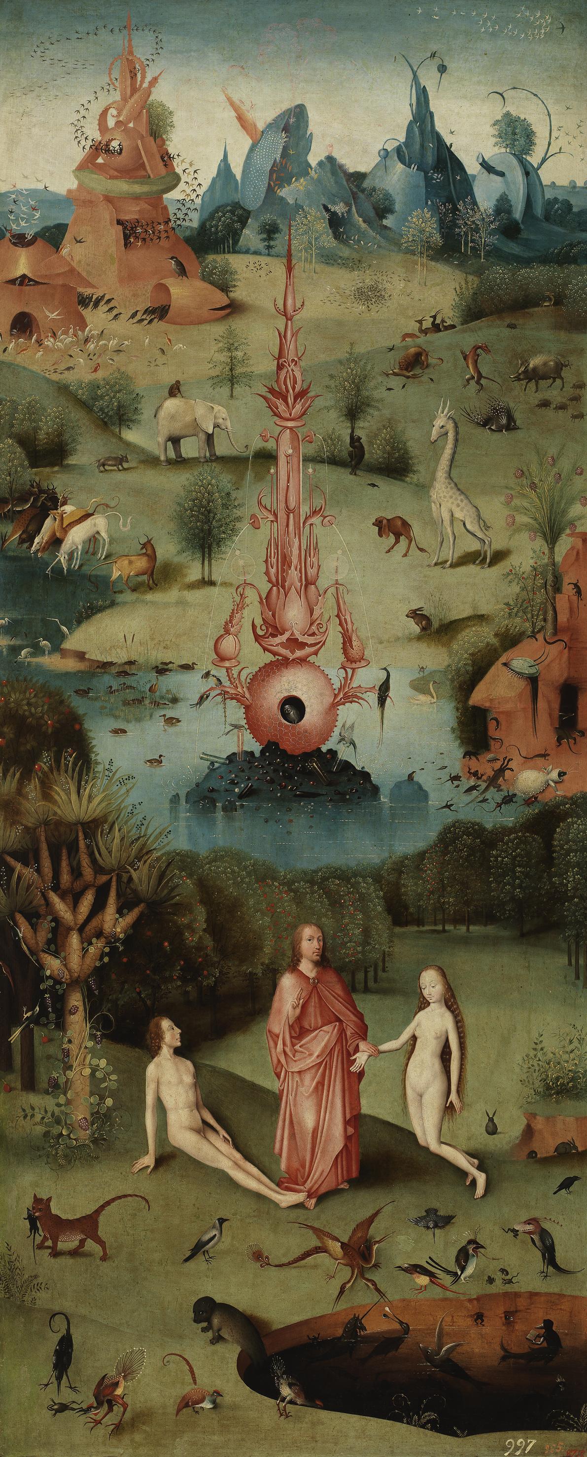 File after jheronimus bosch the garden of for El jardin del eden