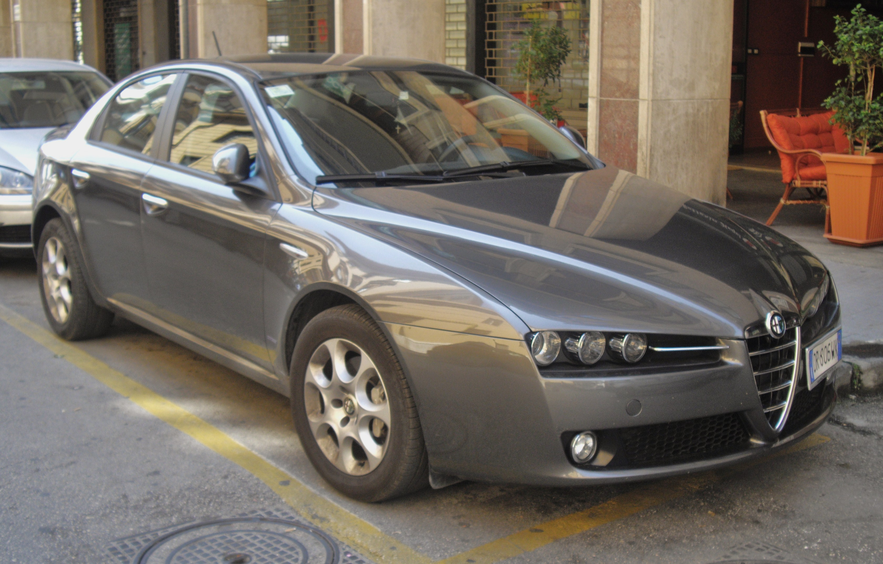 File Alfa Romeo Sedan Jpg Wikimedia Commons