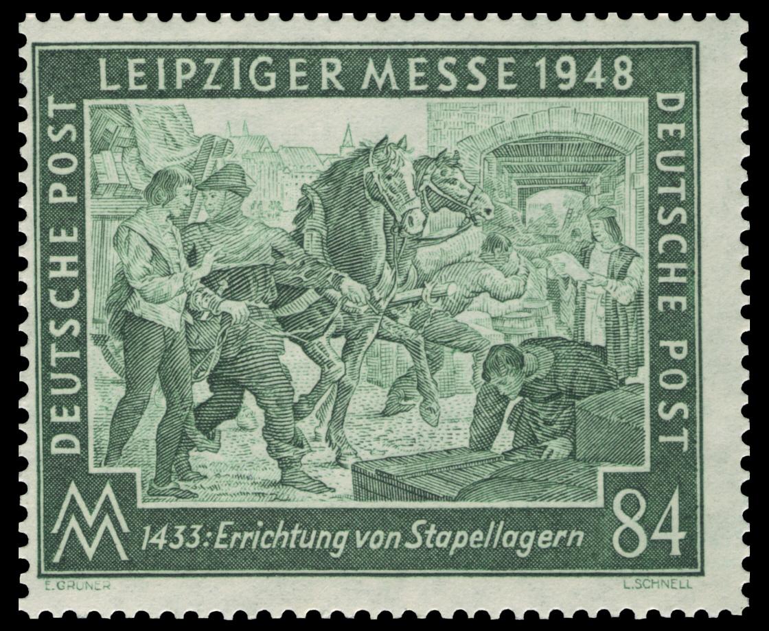 Dateialliierte Besetzung 1948 968 Leipziger Frühjahrsmessejpg