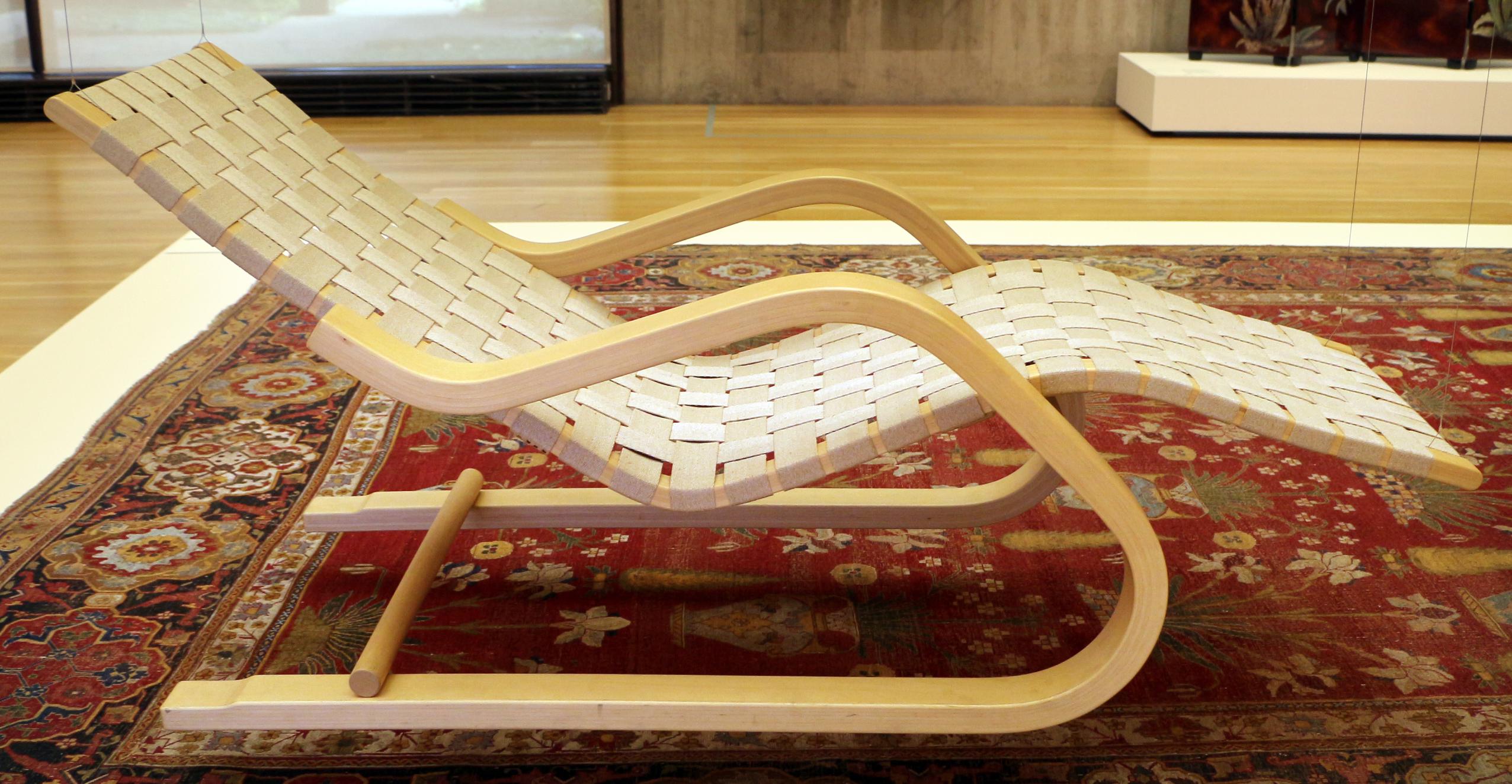 Strange File Alvar Aalto Lounge Chair Model 39 1939 Pabps2019 Chair Design Images Pabps2019Com