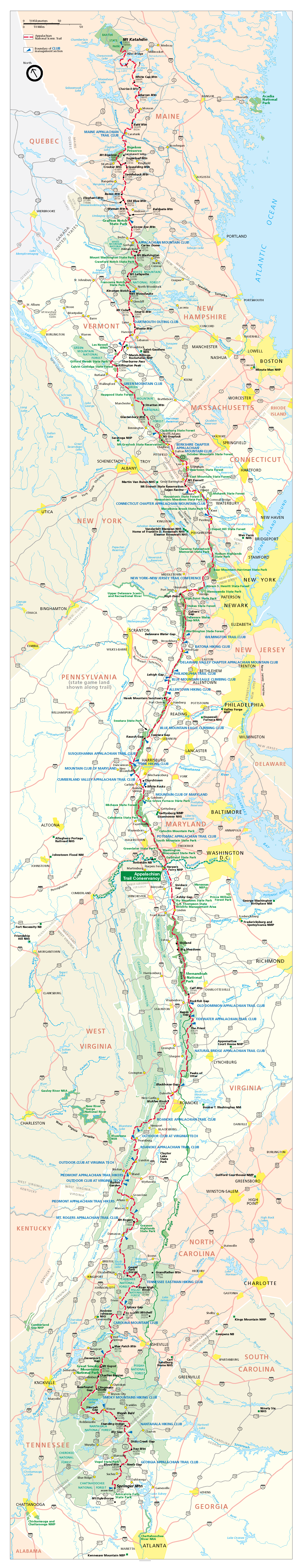 File Appalachian National Scenic Trail Map 2005 10 Png