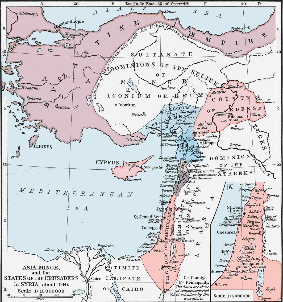 Second Crusade - Wikipedia