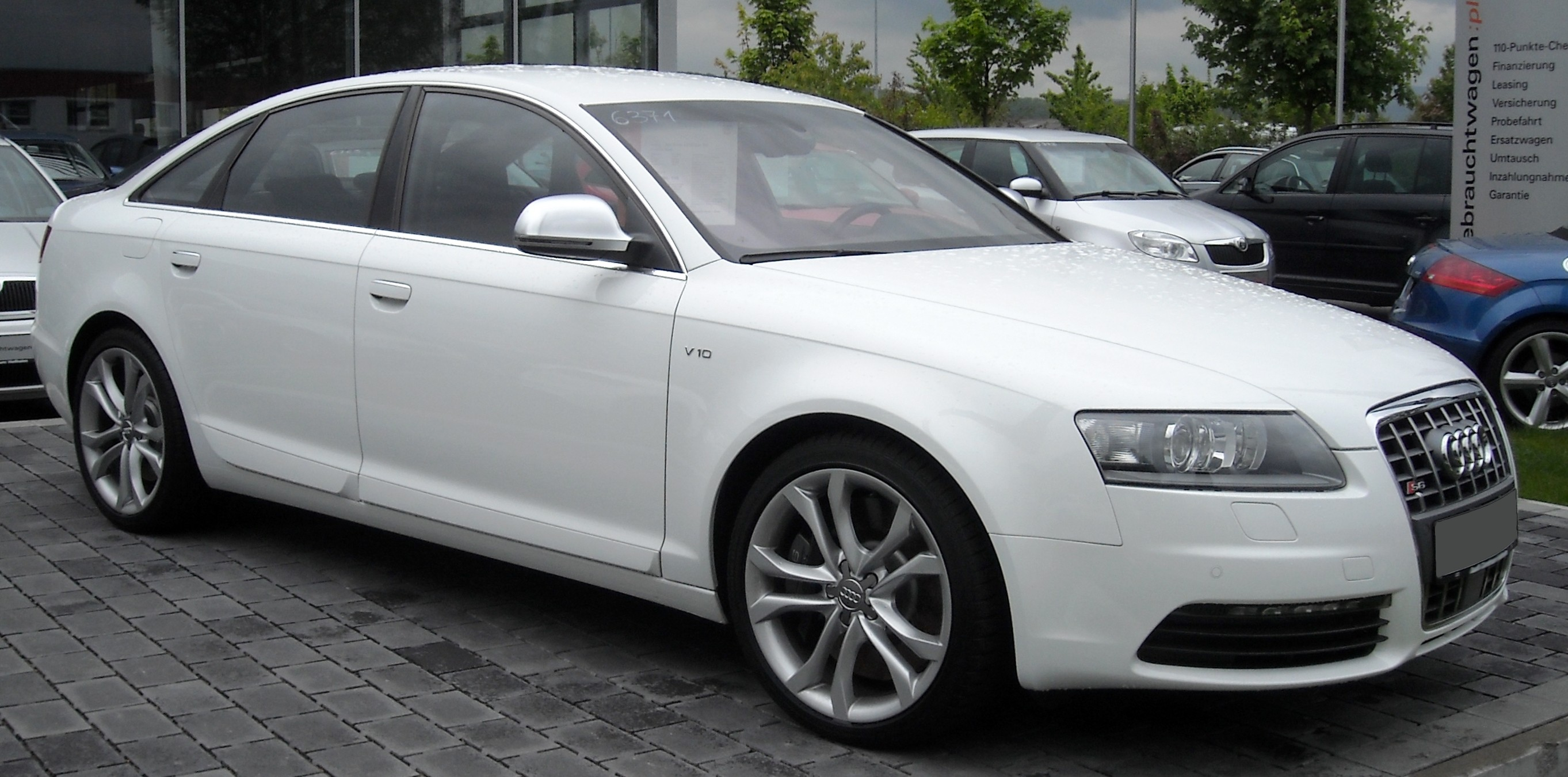 File Audi S6 C6 Front 2010 0514 Jpg Wikimedia Commons