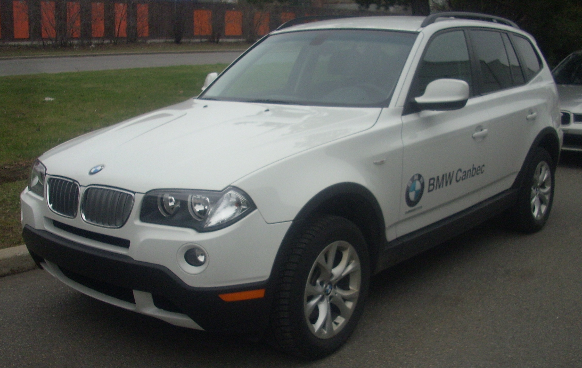 bmw x3 e83 wiki autos weblog. Black Bedroom Furniture Sets. Home Design Ideas