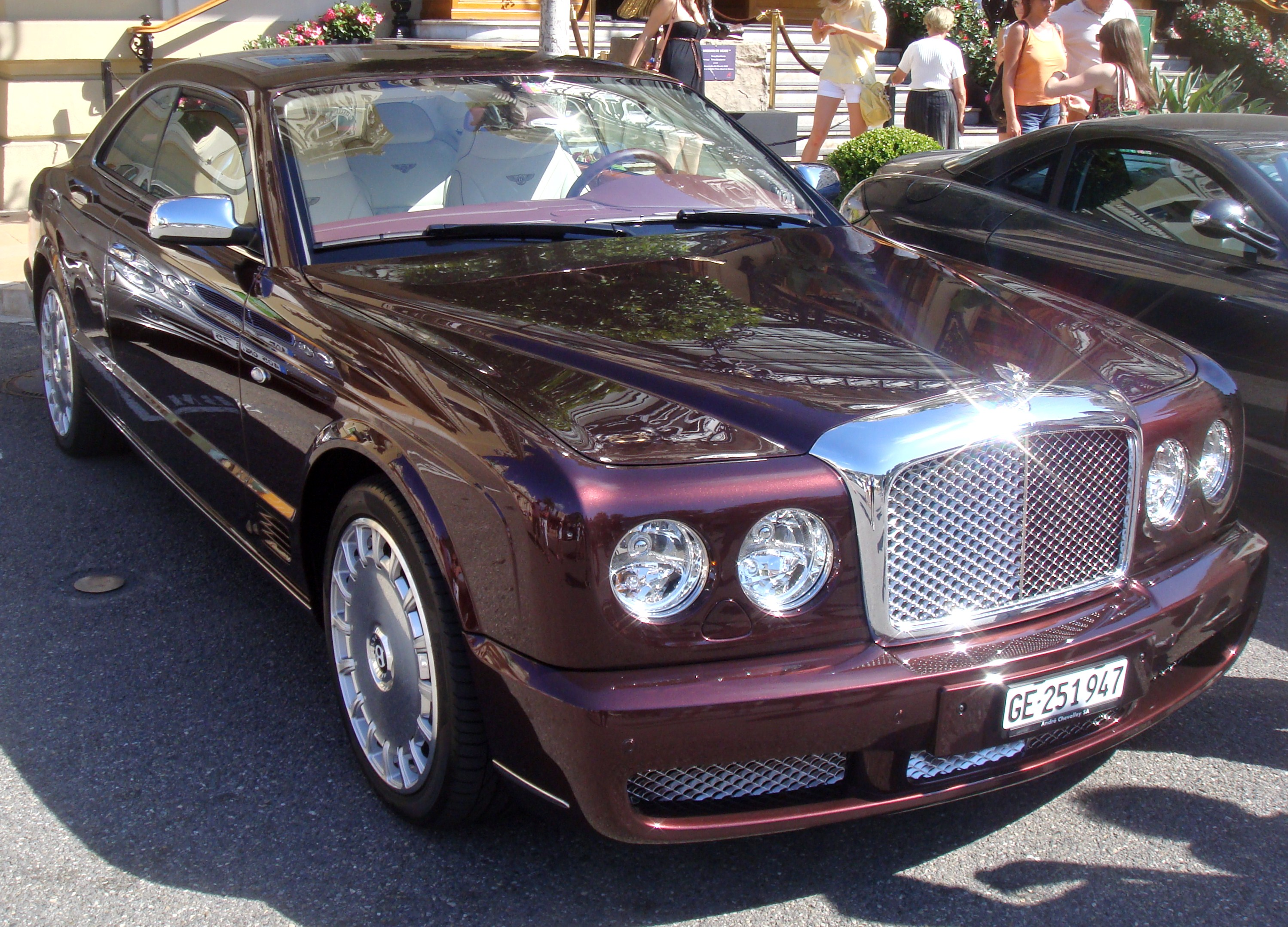 File Bentley Brooklands 2008 Jpg Wikimedia Commons