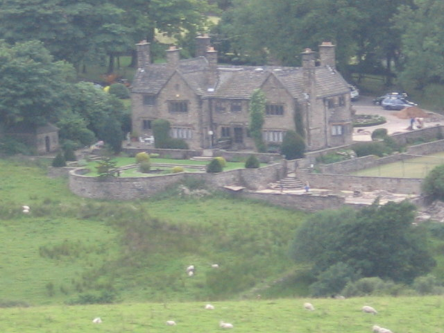 Bents House, south of Strines Reservoir - geograph.org.uk - 111311