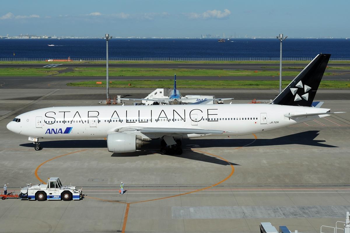 Ana Star Alliance 88