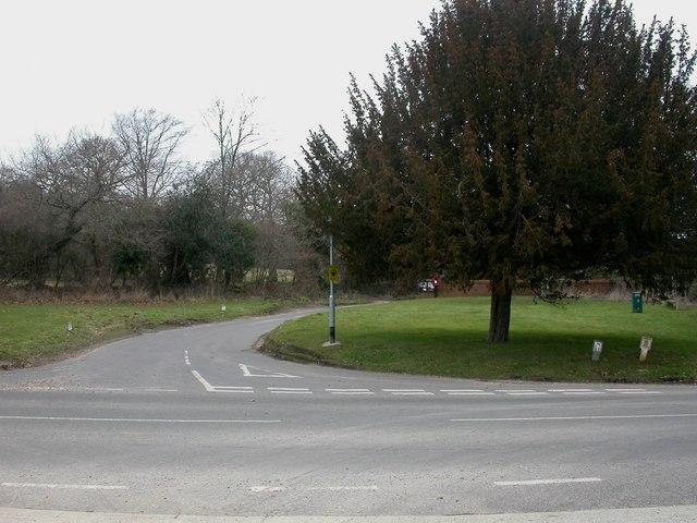 Boldre, village green - geograph.org.uk - 1705108
