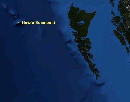 Bowie Seamount Wikipedia