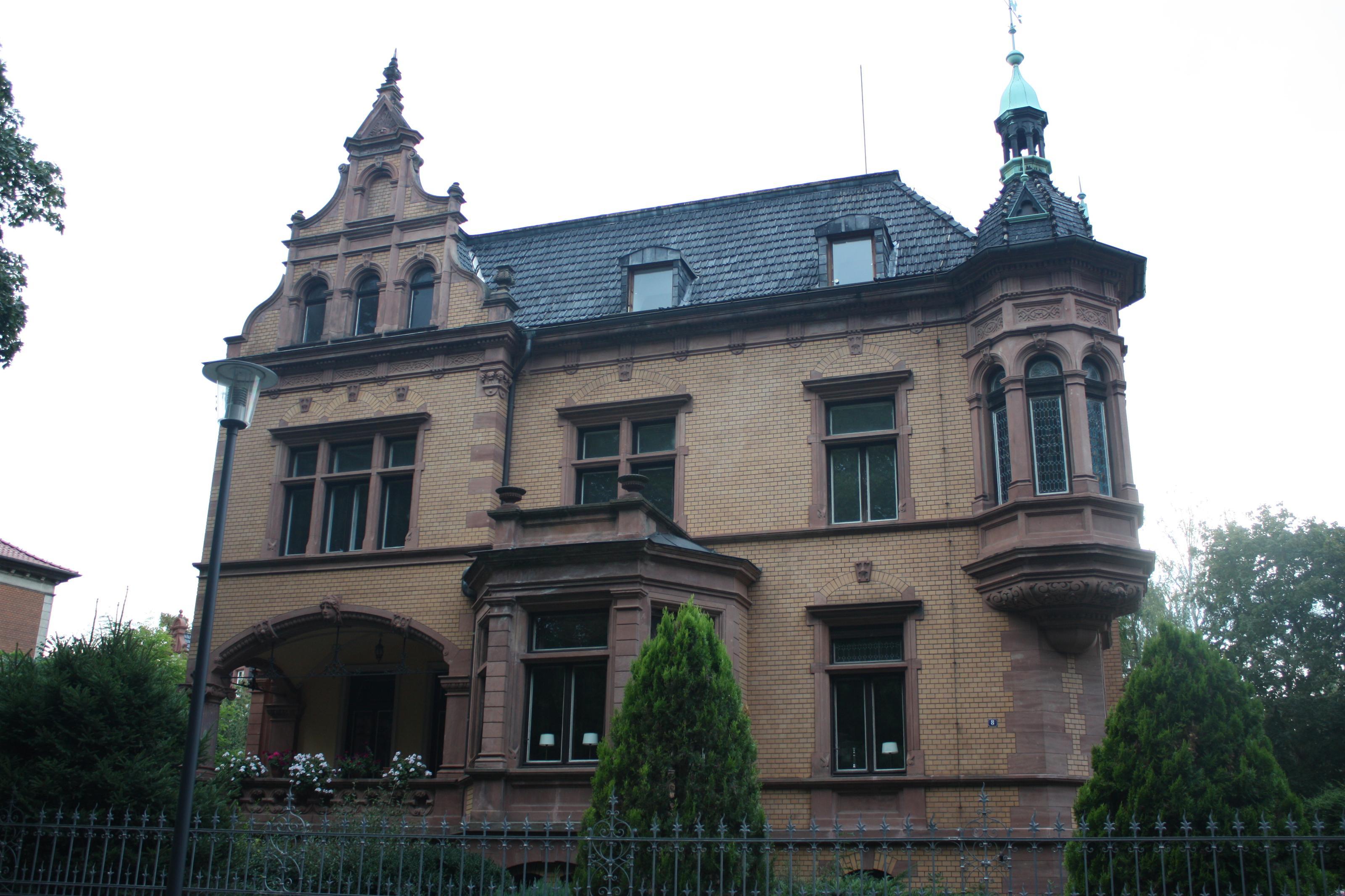 Brühlstraße 8 (Quedlinburg)