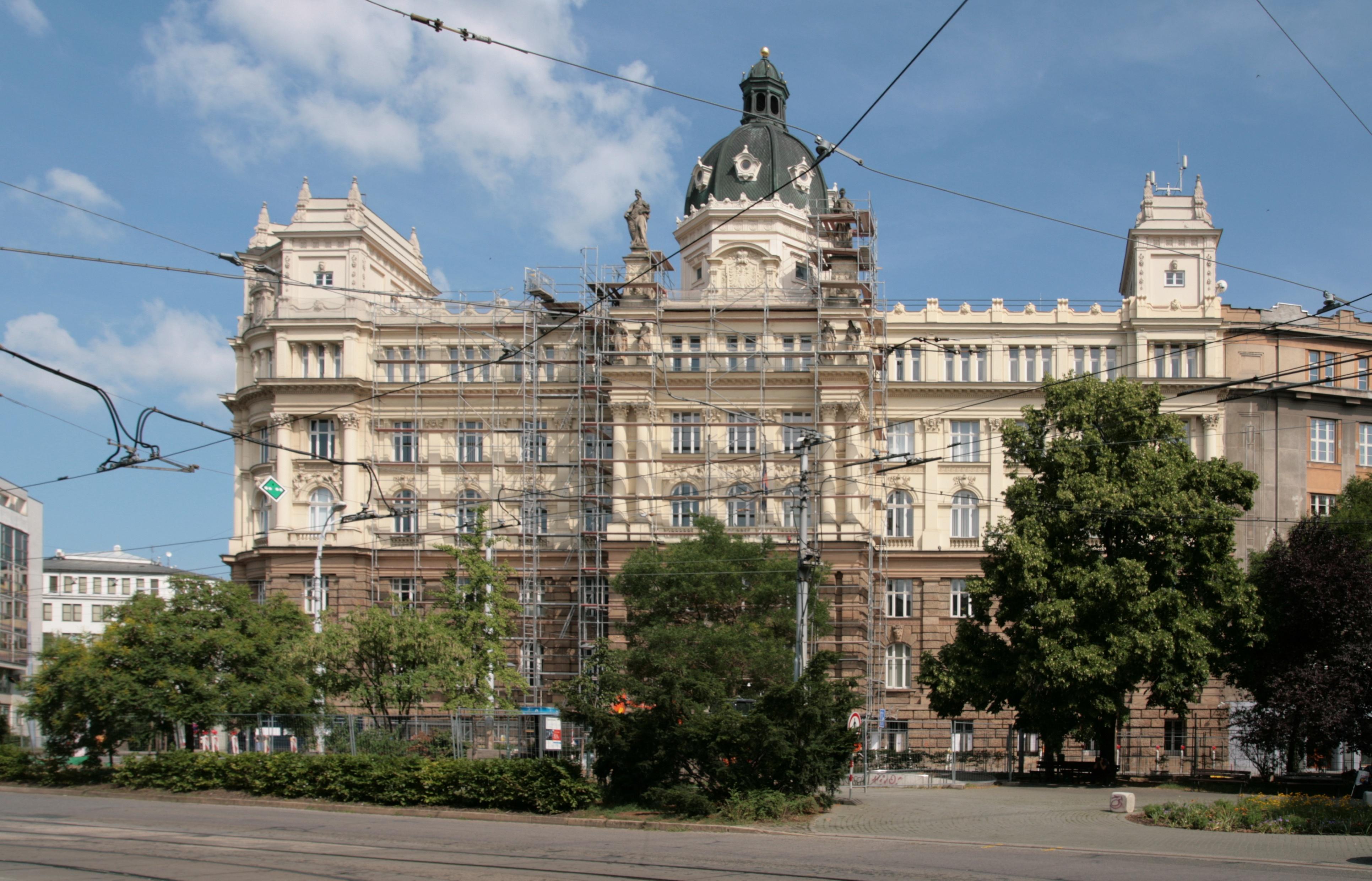 Krajský úřad Brno