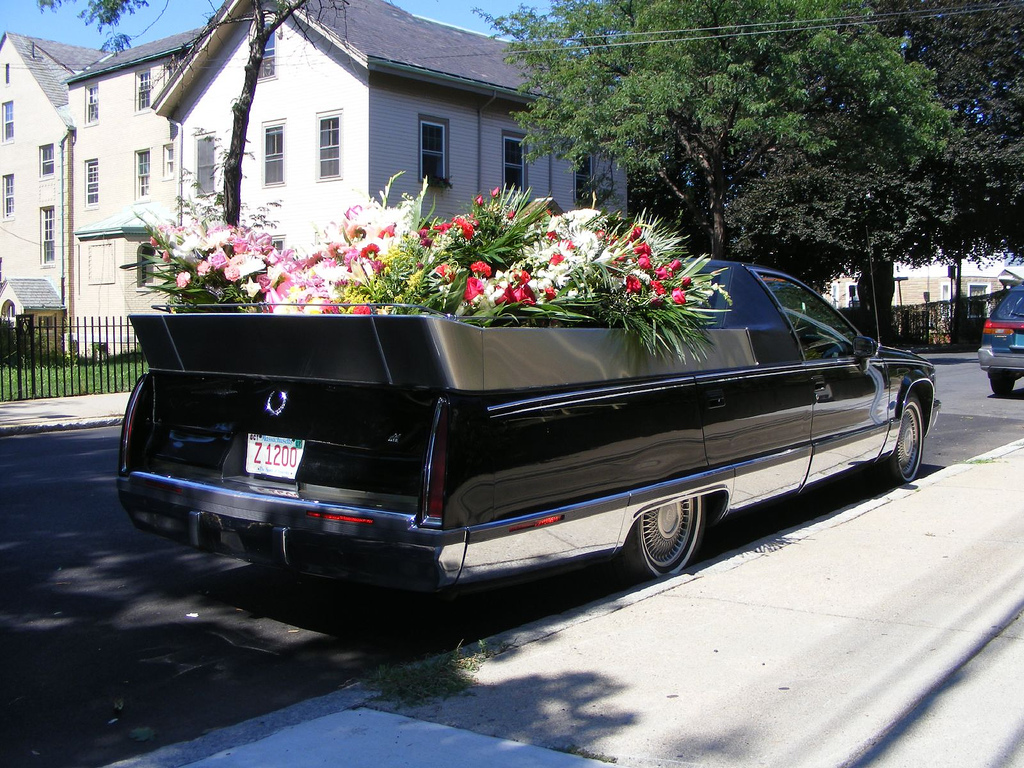 Cadillac Funeral Car For Sale