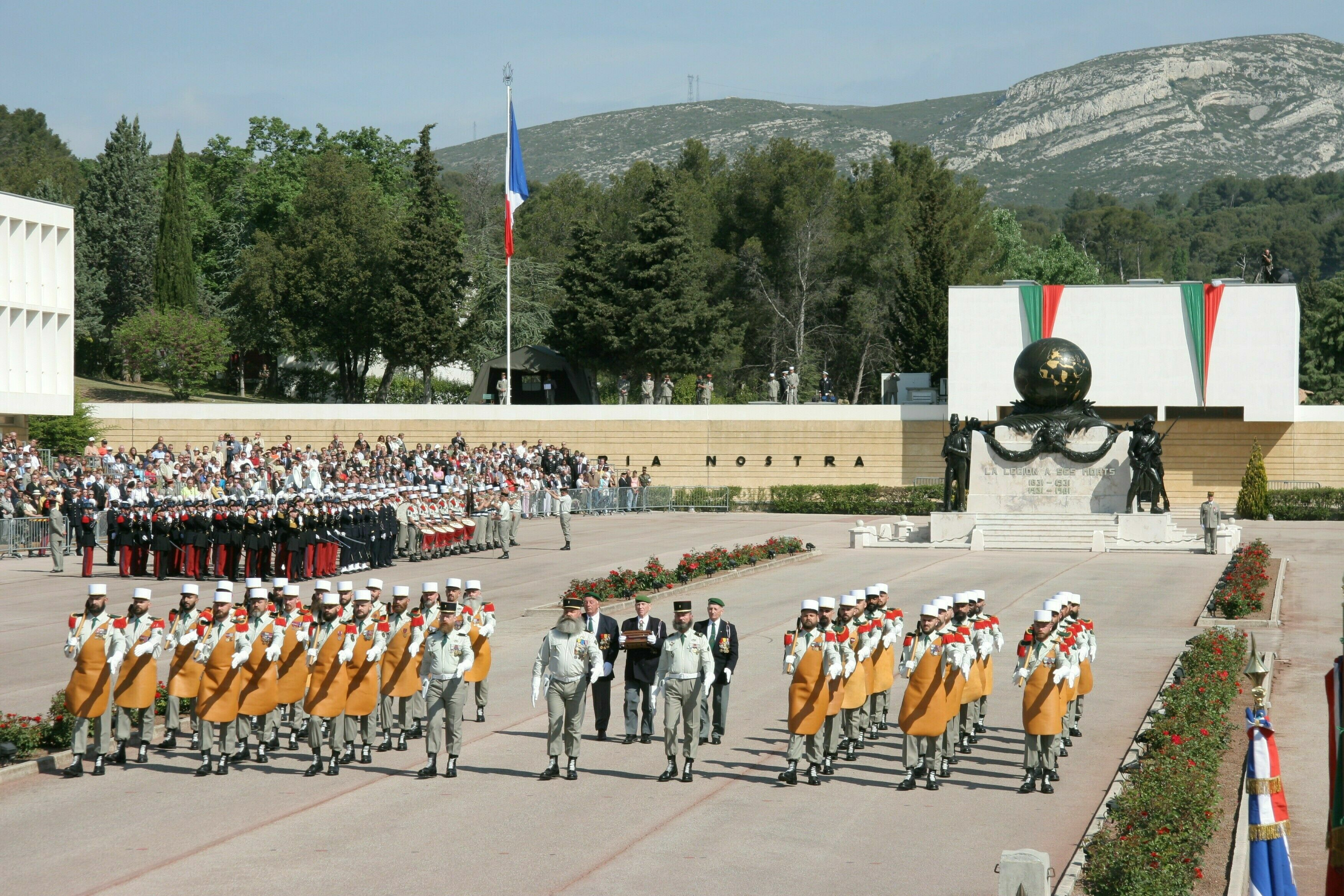 List of French Foreign Legion units - Wikipedia