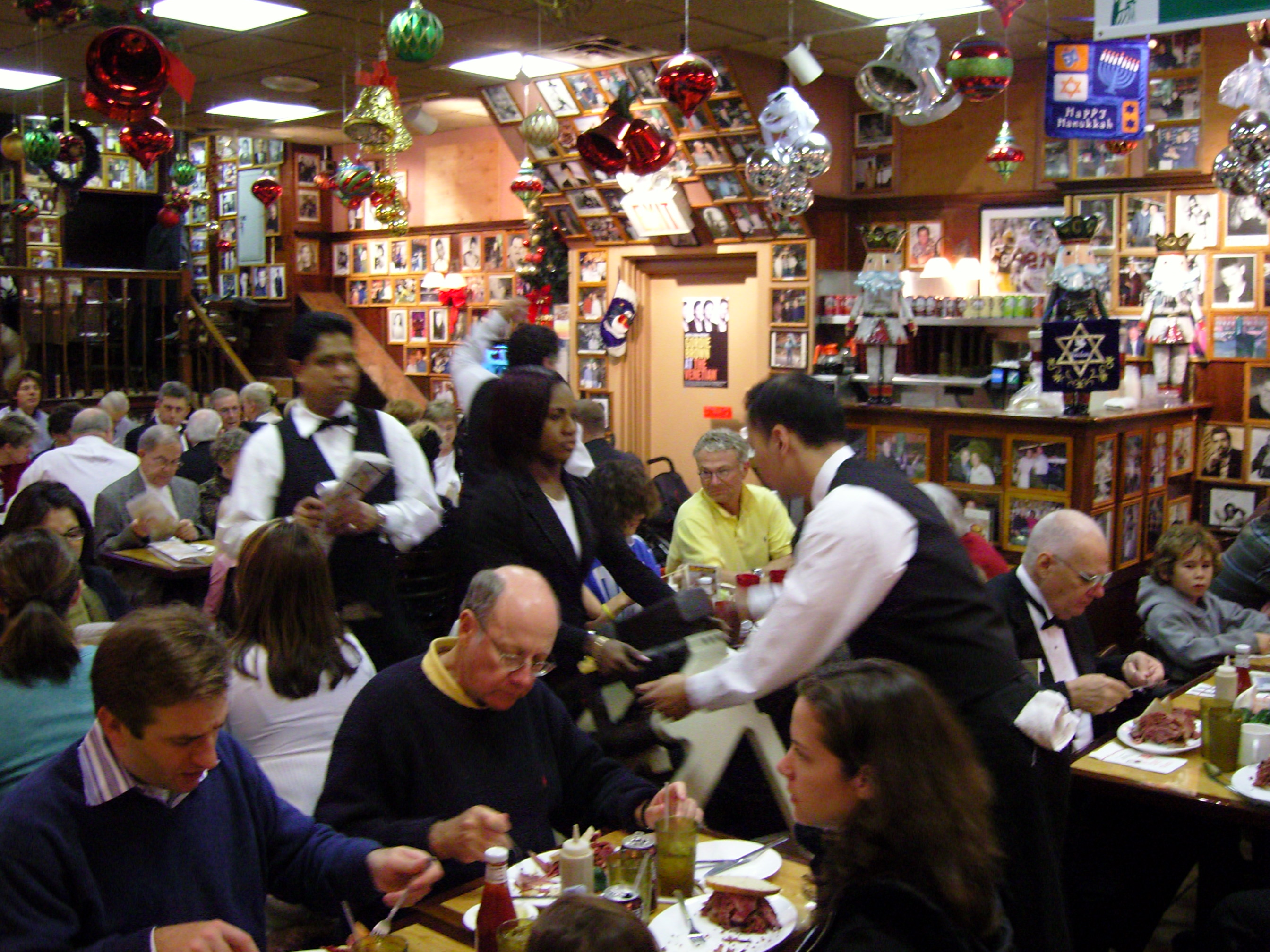 Jewish Deli Restaurant Nyc