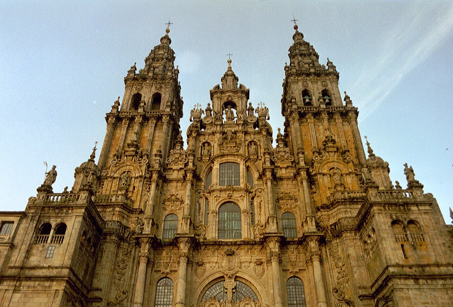 Fichier cathedral santiago de wikip dia - Arrokabe arquitectos santiago de compostela ...