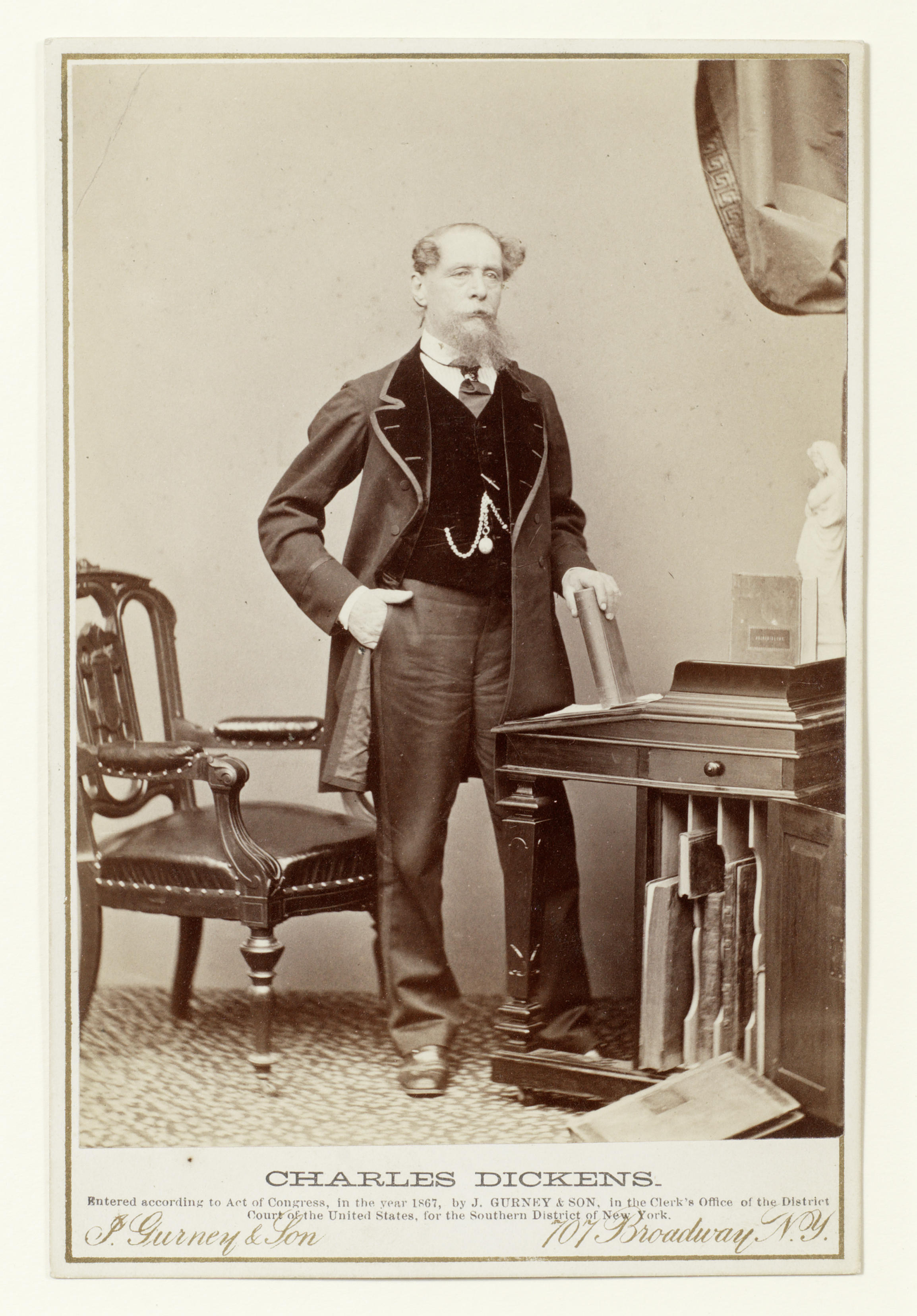 File:Charles Dickens by Gurney, 1867.jpg - Wikimedia Commons