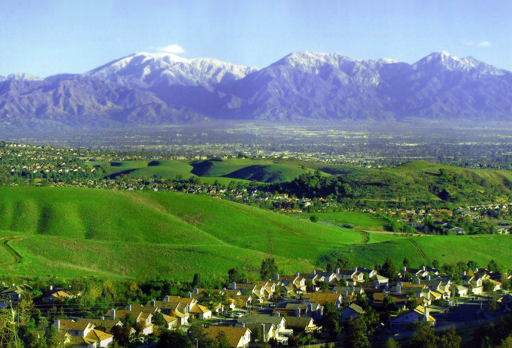 Photo wikipedia for Best rural places to live in california