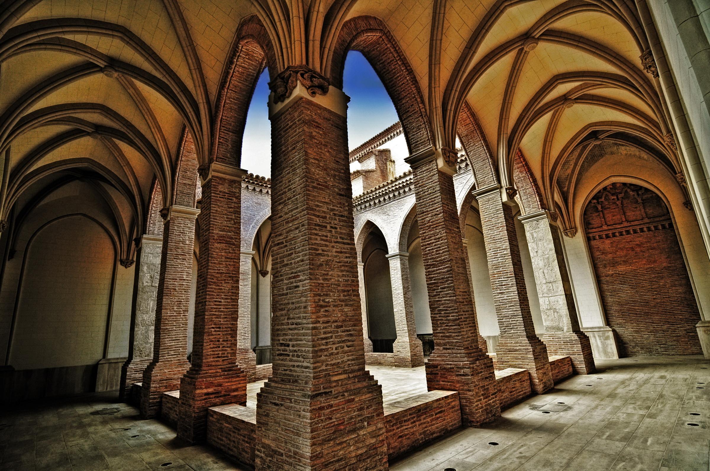 Opiniones de iglesia de san pedro teruel for Arquitectura islamica