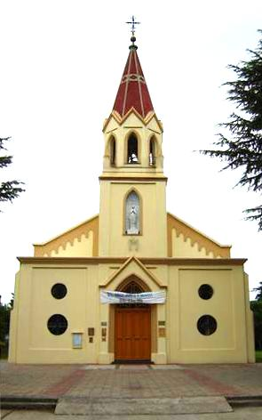 Iglesia de Colonia Hinojo