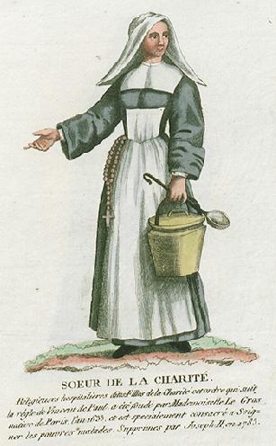 L'habit religieux Coustumes_-_Soeur_de_la_Charit%C3%A9