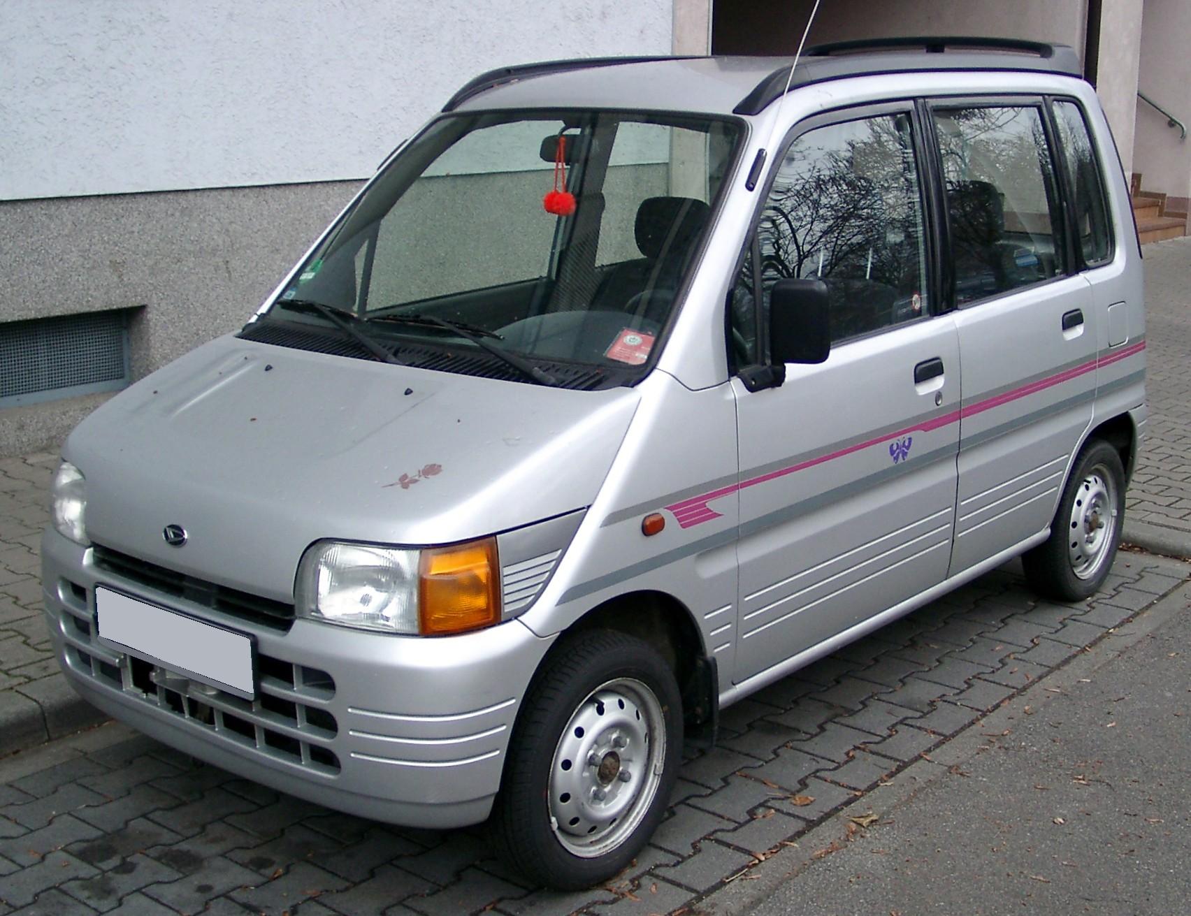 Daihatsu Move Pictures