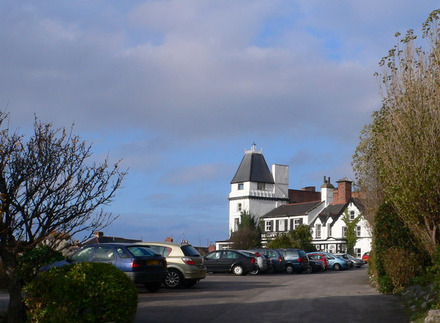 Deganwy Castle Hotel - geograph.org.uk - 616447