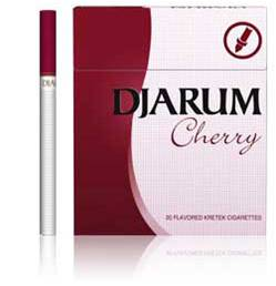 English: Djarum Cherry