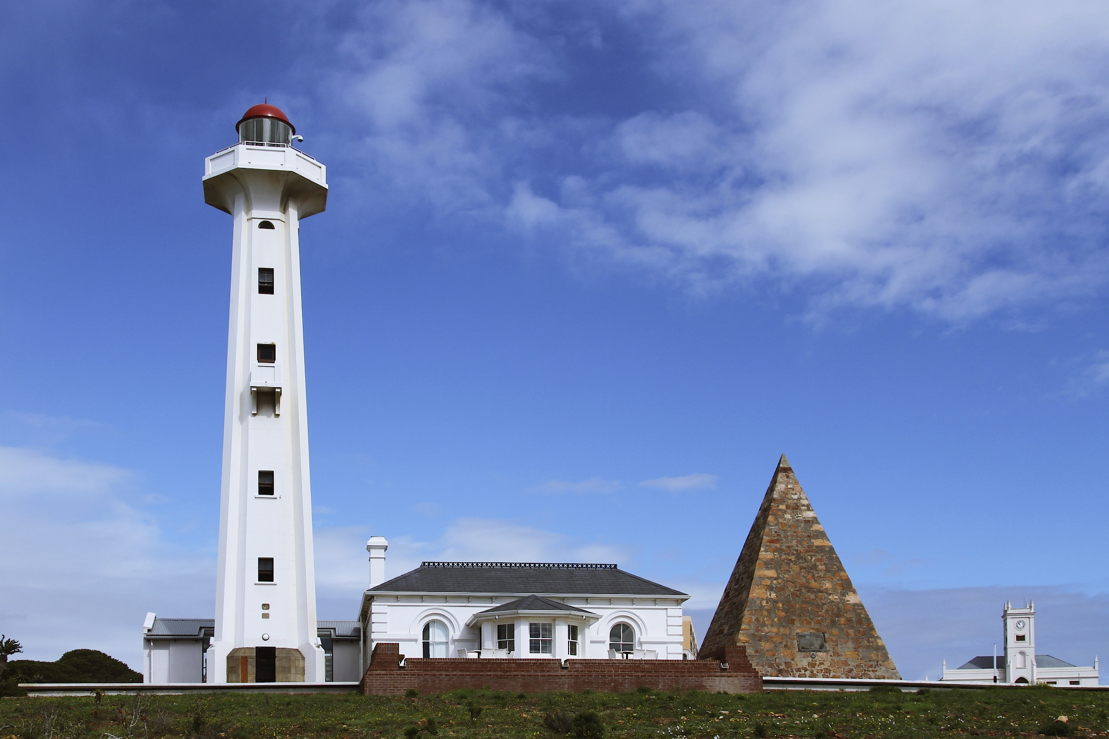 The Donkin Reserve.