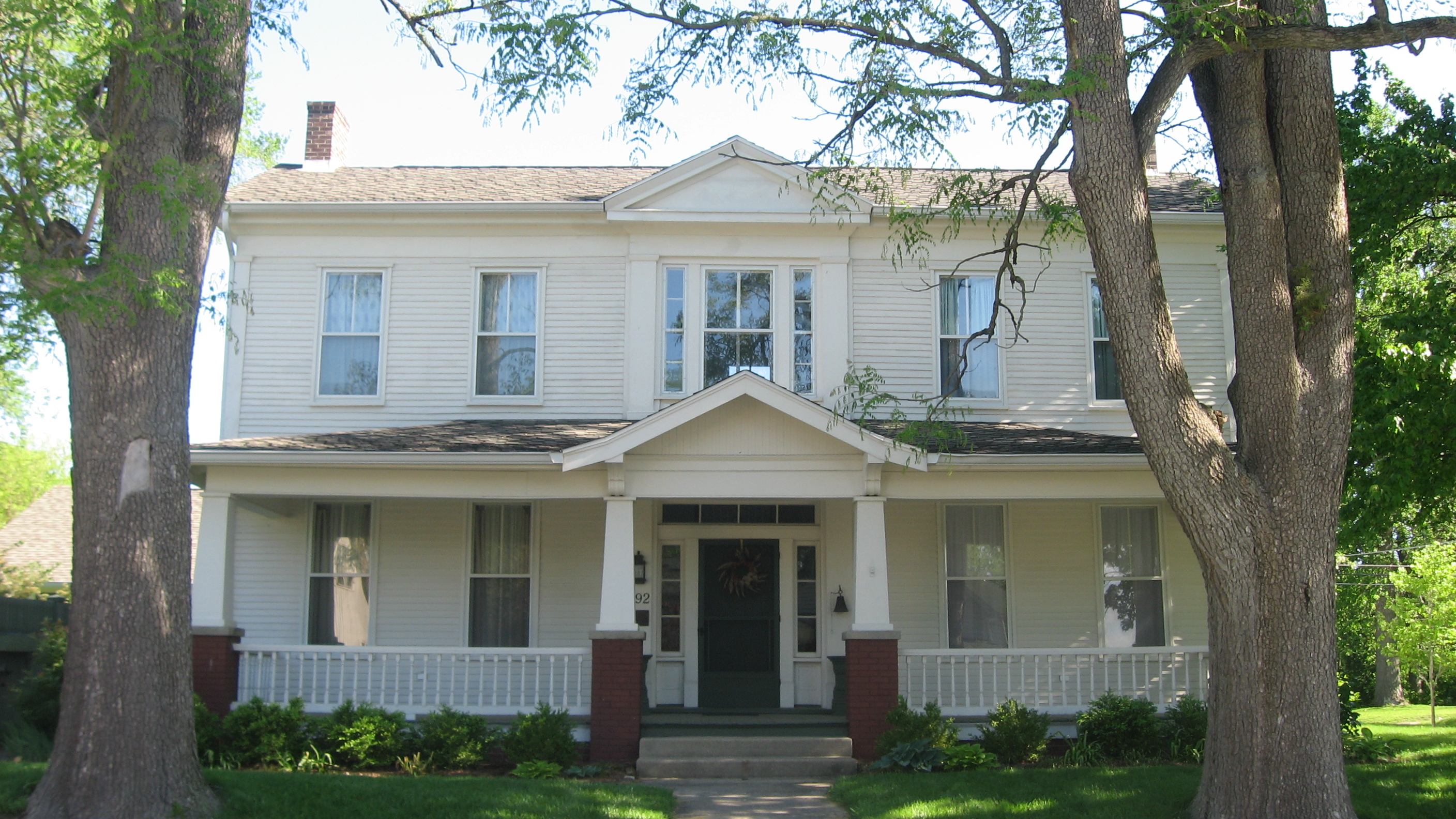 delightful jeremiah house #1: File:Dr. Jeremiah and Ann Jane DePew House.jpg