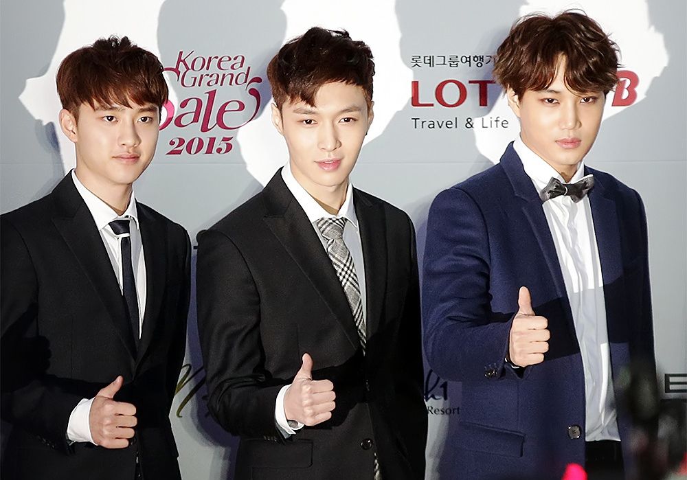 Growl exo korean and chinese dating