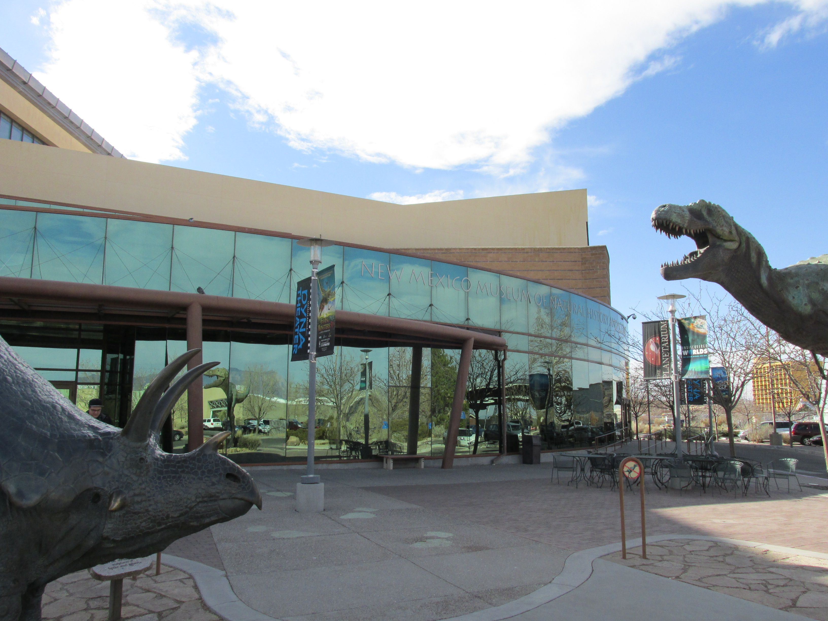 Natural History And Science Museum Albuquerque
