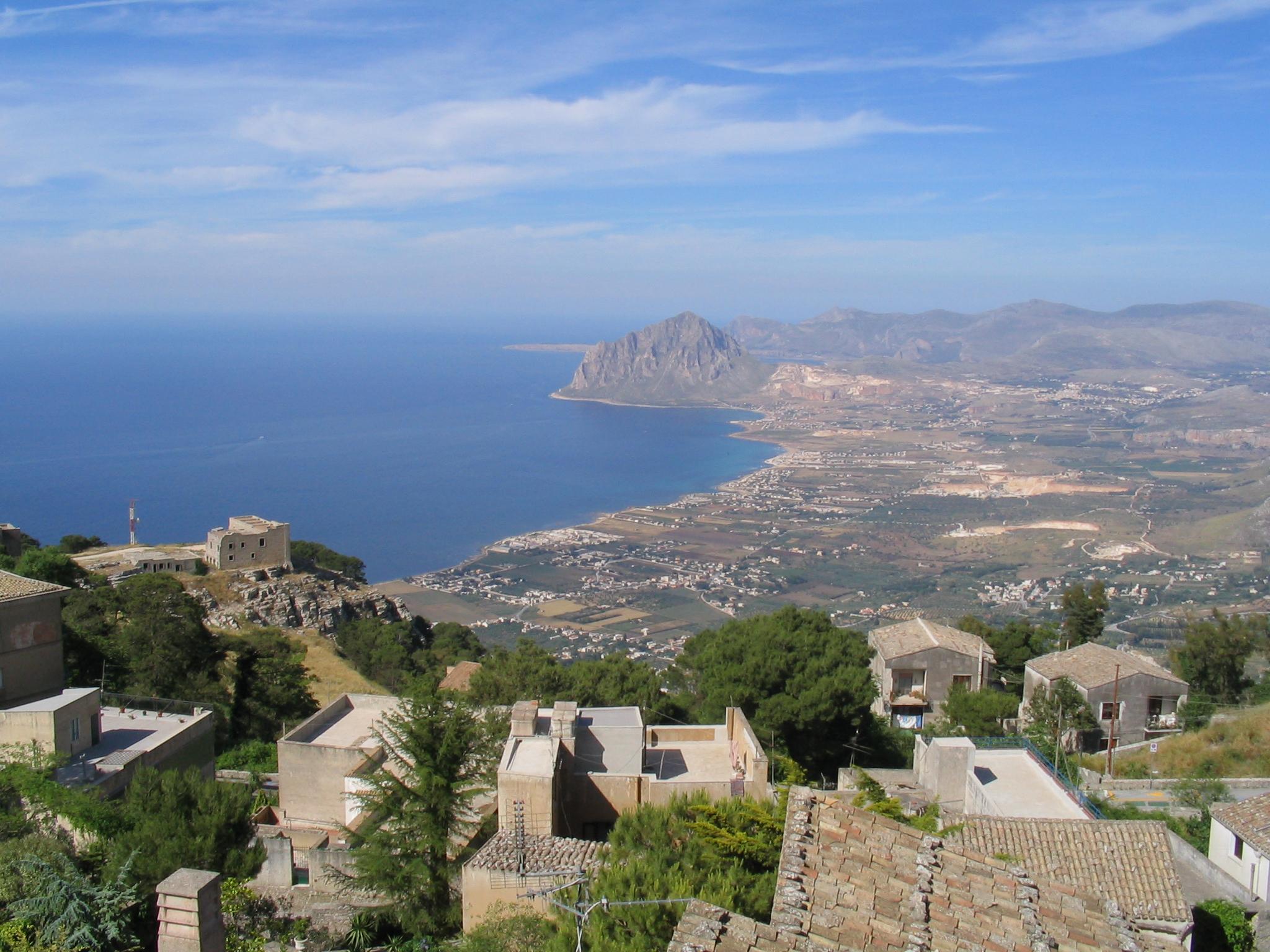 Castelvetrano Italy  city pictures gallery : Erice Sicily Italy 34 Wikipedia, the free encyclopedia