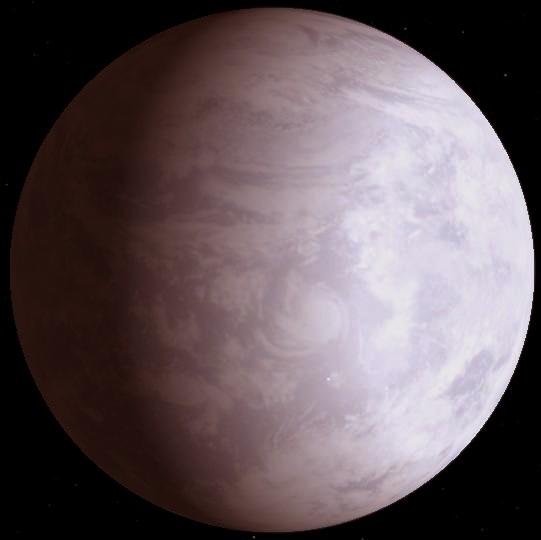 signal étrange sur la planète Gliese 581c Erythro