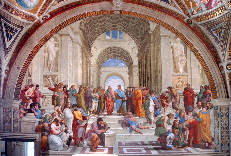 Escola de Atenas - Vaticano 2.jpg