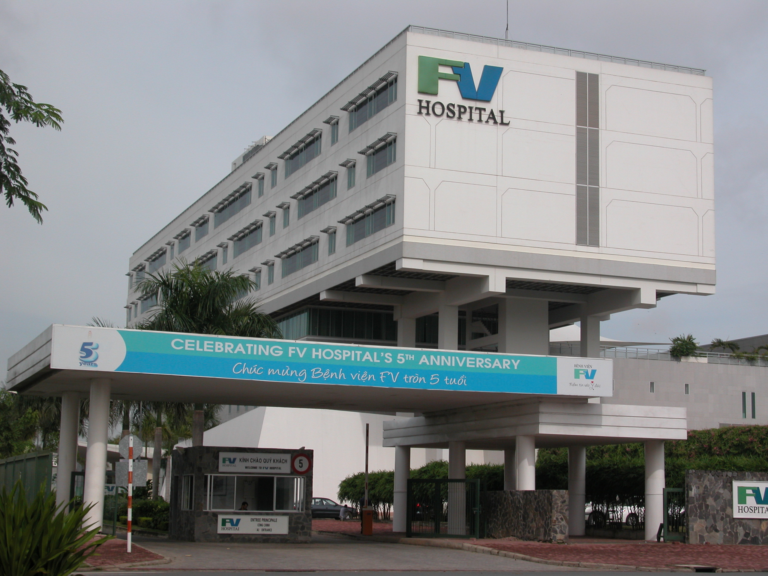 Franco-Vietnamese Hospital - Wikipedia