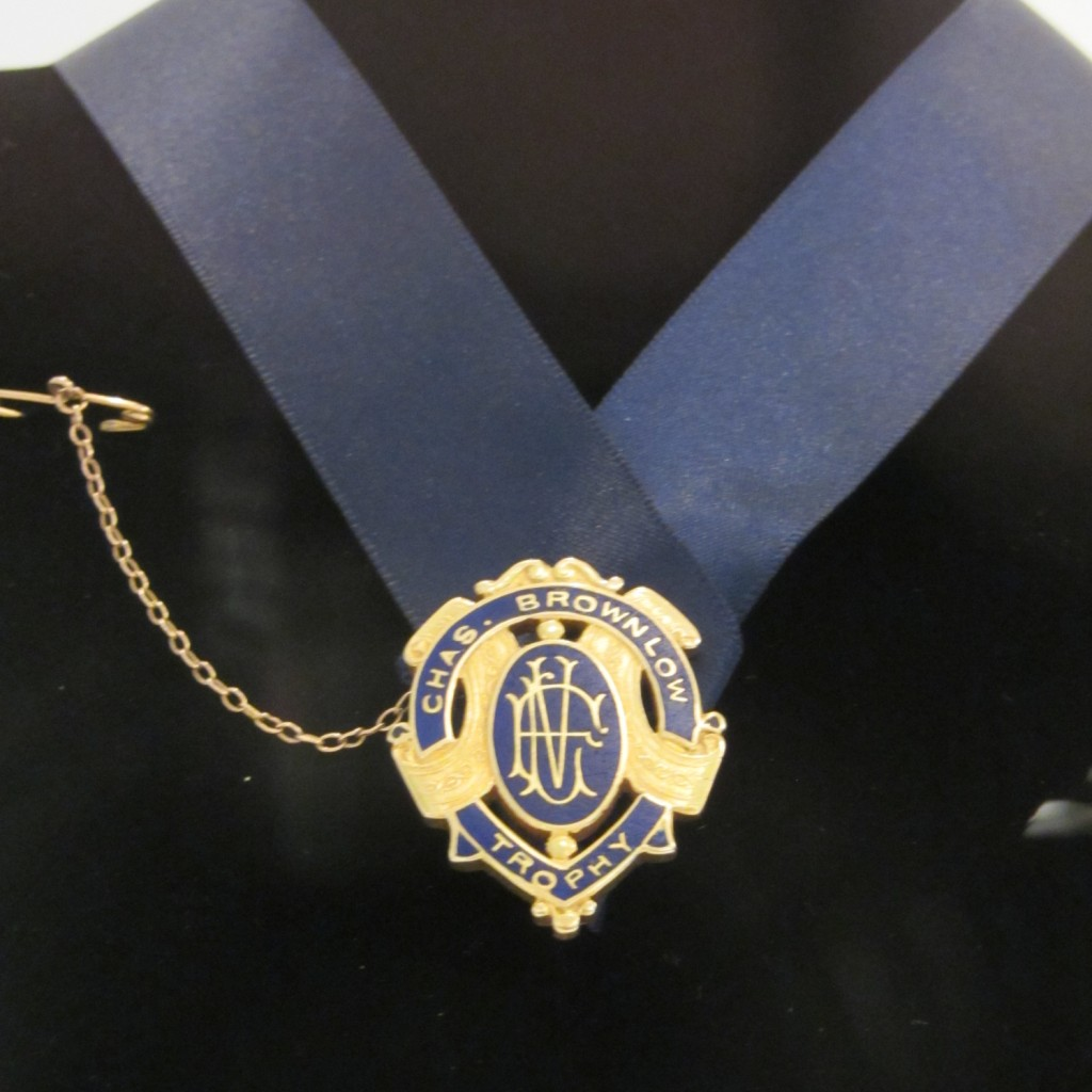 The Brownlow Medal