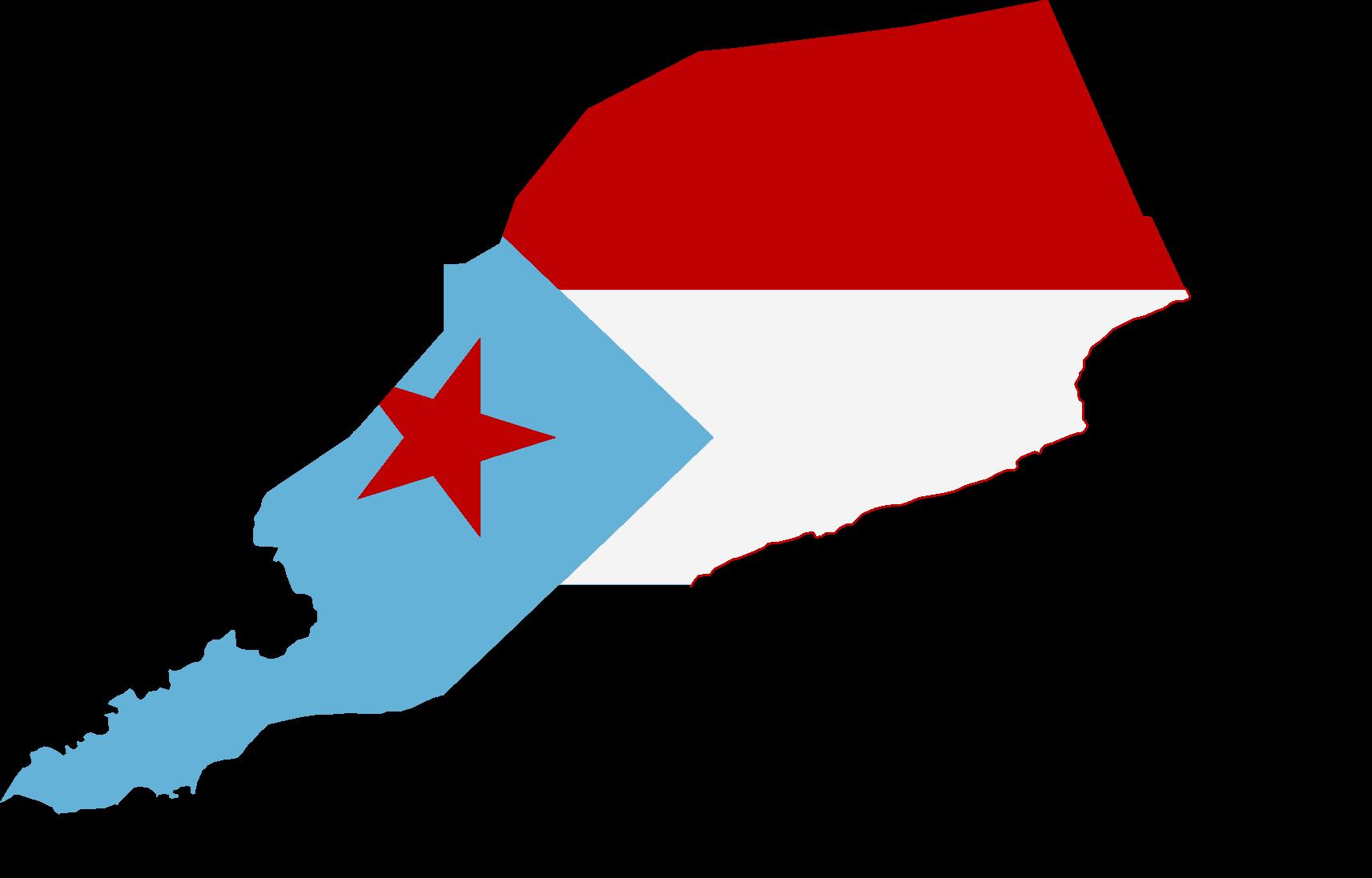 FileFlag Map Of South Yemen Png Wikimedia Commons - Yemen map png